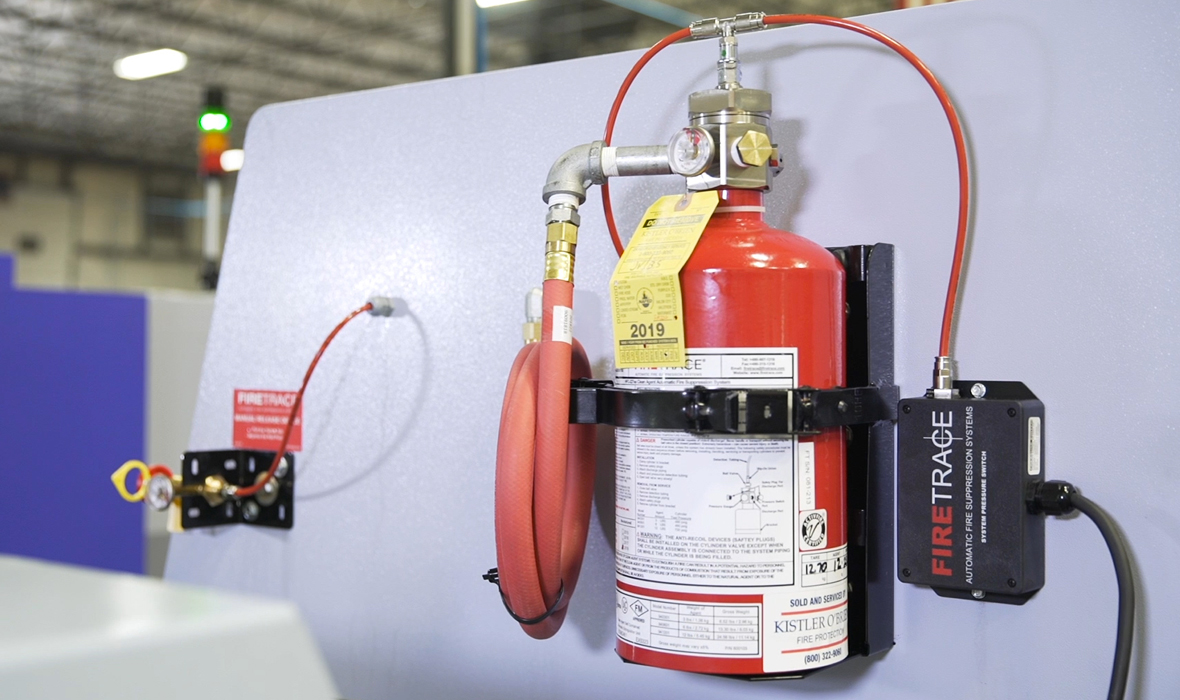 fire suppression systems Rayn