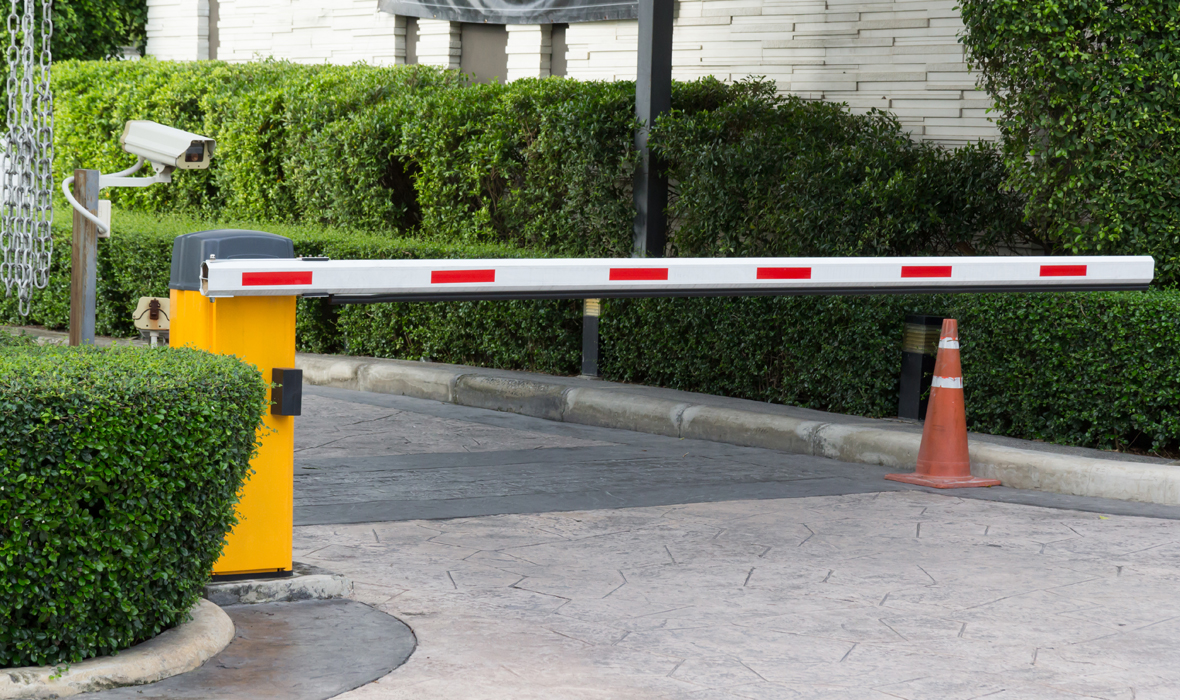 access control systems barriers CCTV